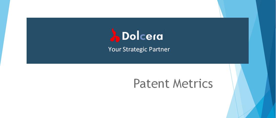 dolcera patent metrics